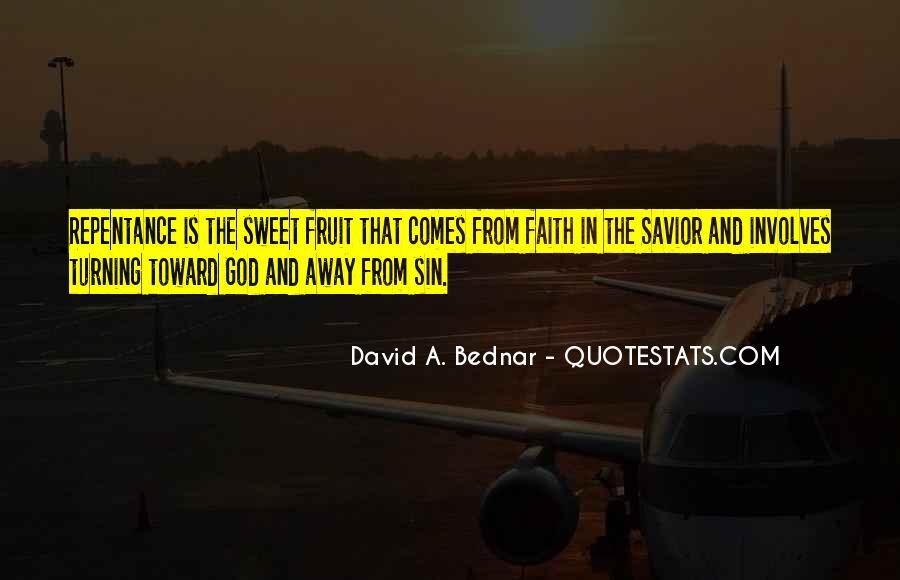 David A. Bednar Quotes #1846034