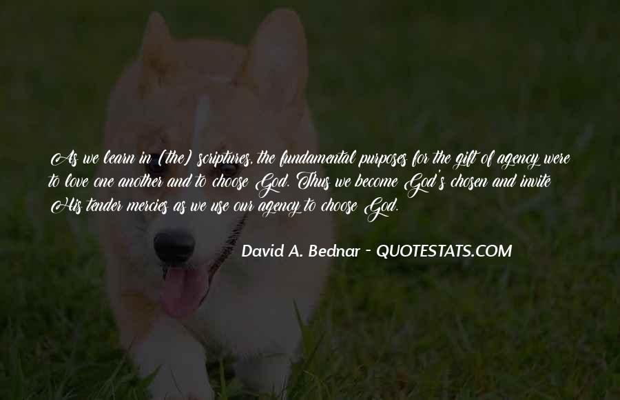 David A. Bednar Quotes #190697