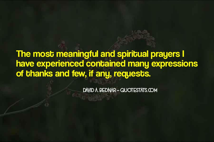 David A. Bednar Quotes #2530