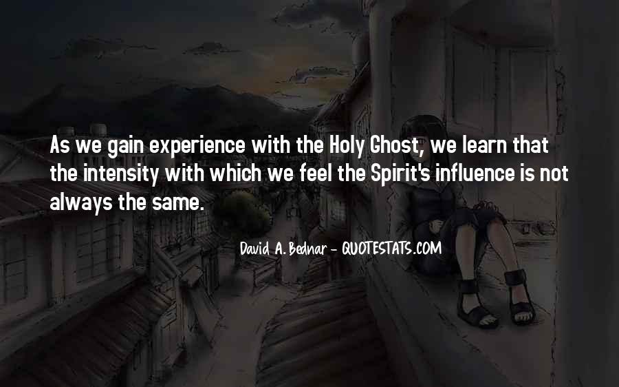 David A. Bednar Quotes #287575