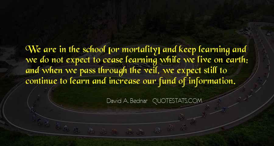 David A. Bednar Quotes #28920