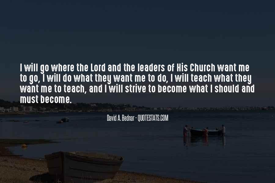 David A. Bednar Quotes #302599