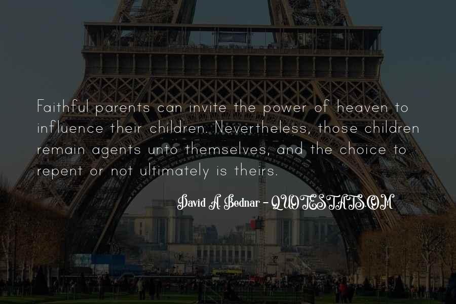 David A. Bednar Quotes #31175