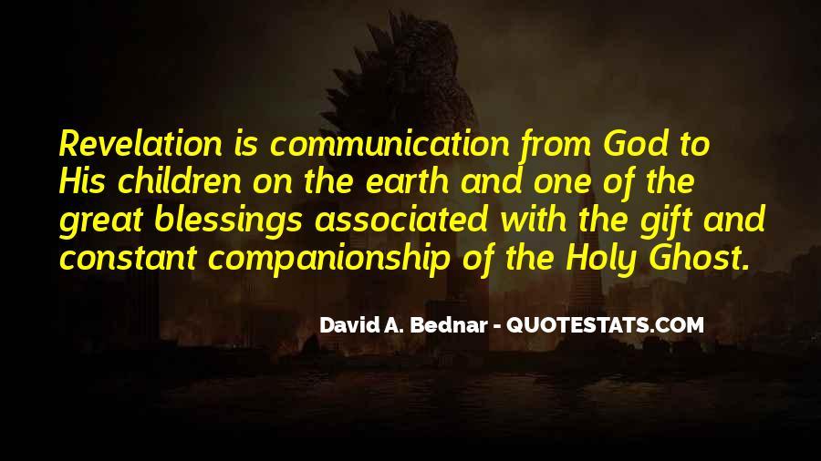 David A. Bednar Quotes #381828