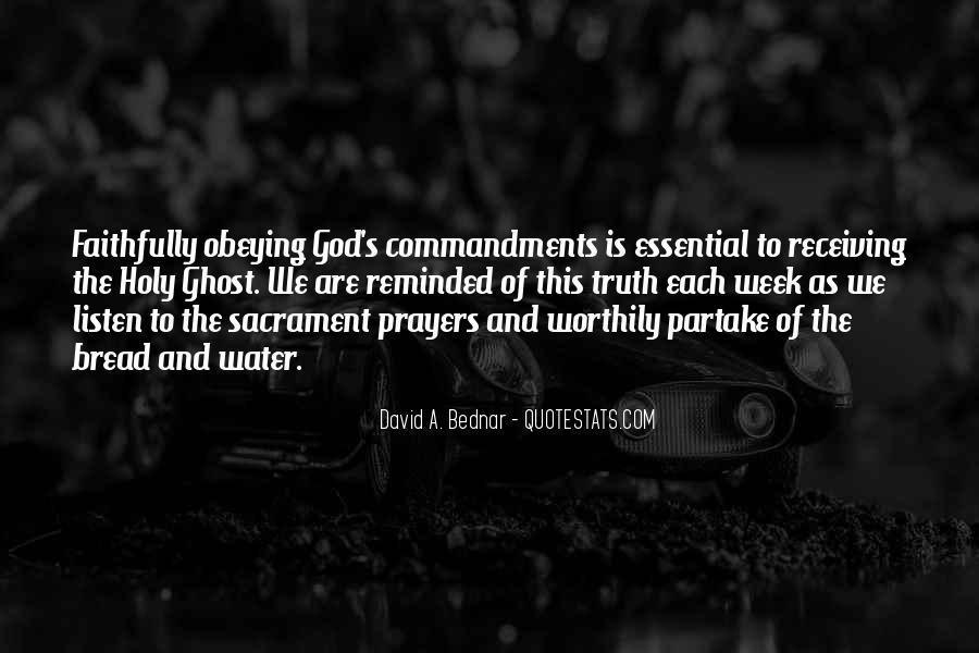 David A. Bednar Quotes #462557