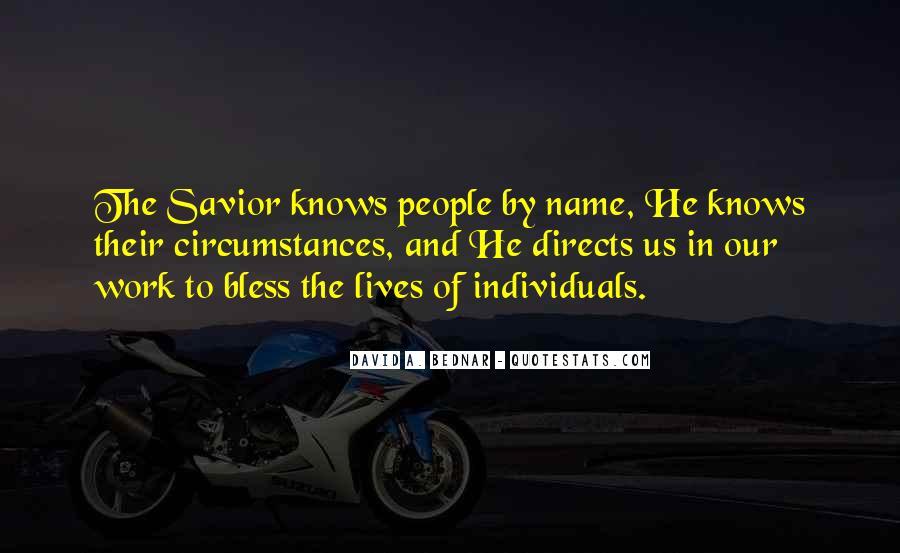 David A. Bednar Quotes #507060