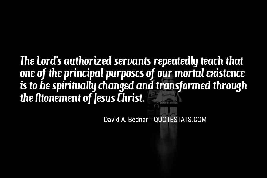David A. Bednar Quotes #518615