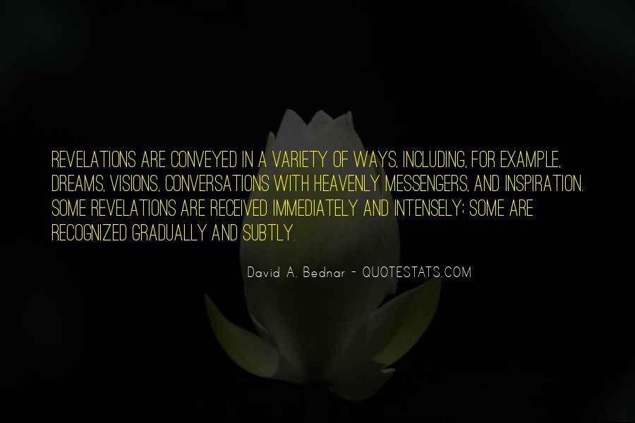 David A. Bednar Quotes #528384