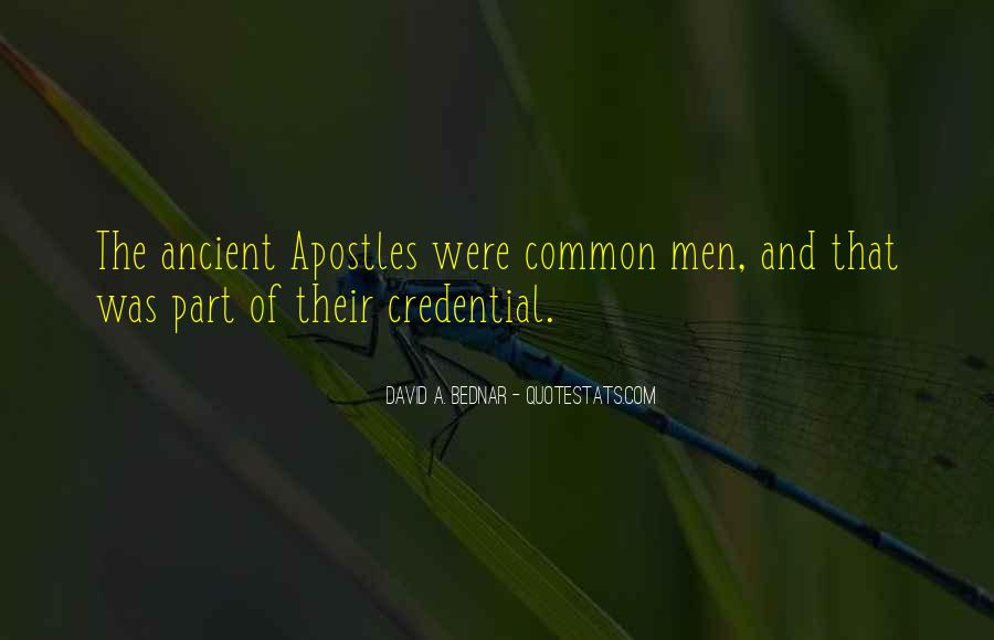 David A. Bednar Quotes #551564