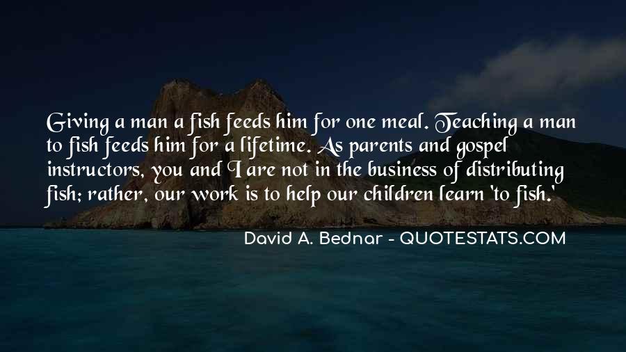 David A. Bednar Quotes #566309