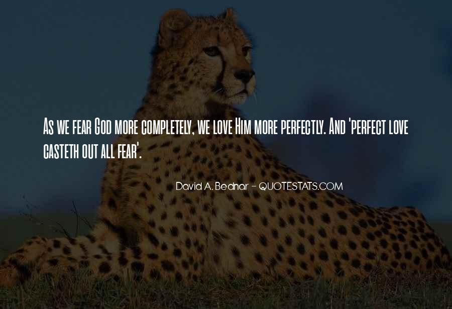 David A. Bednar Quotes #625813