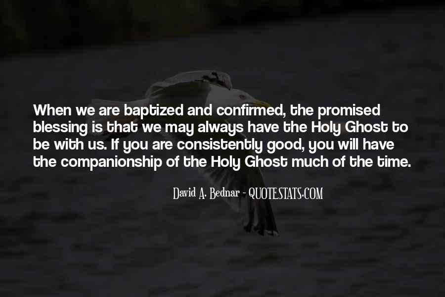 David A. Bednar Quotes #651035