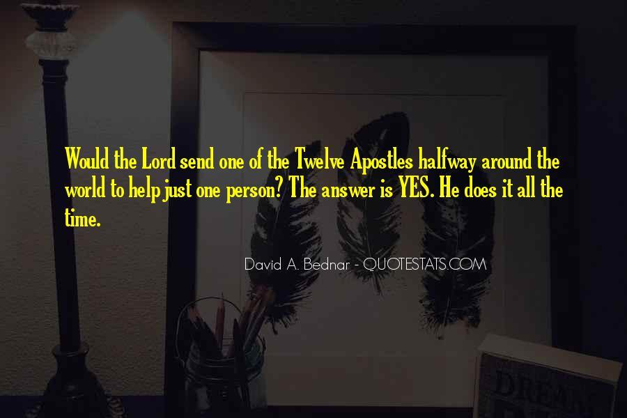 David A. Bednar Quotes #660770