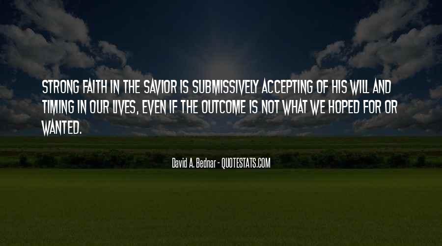 David A. Bednar Quotes #701745