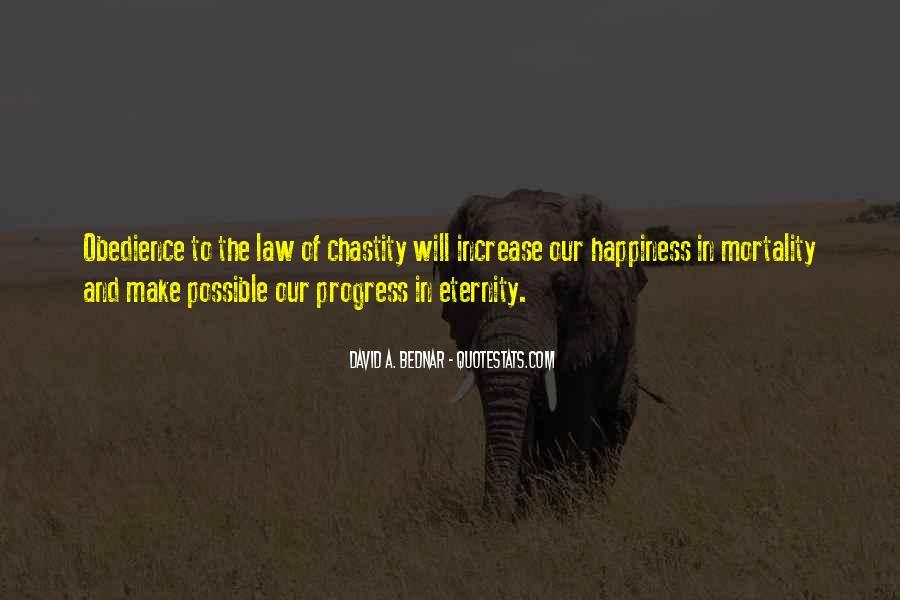 David A. Bednar Quotes #763528