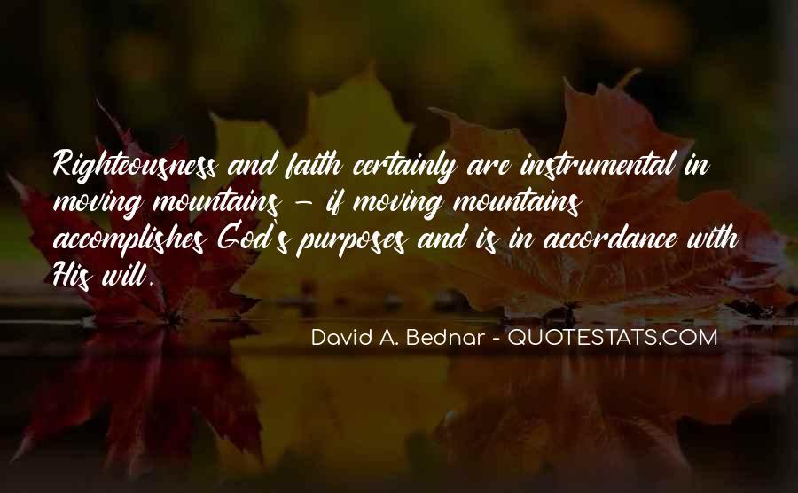 David A. Bednar Quotes #768029