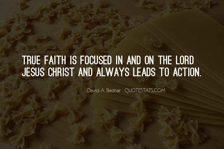 David A. Bednar Quotes #788759