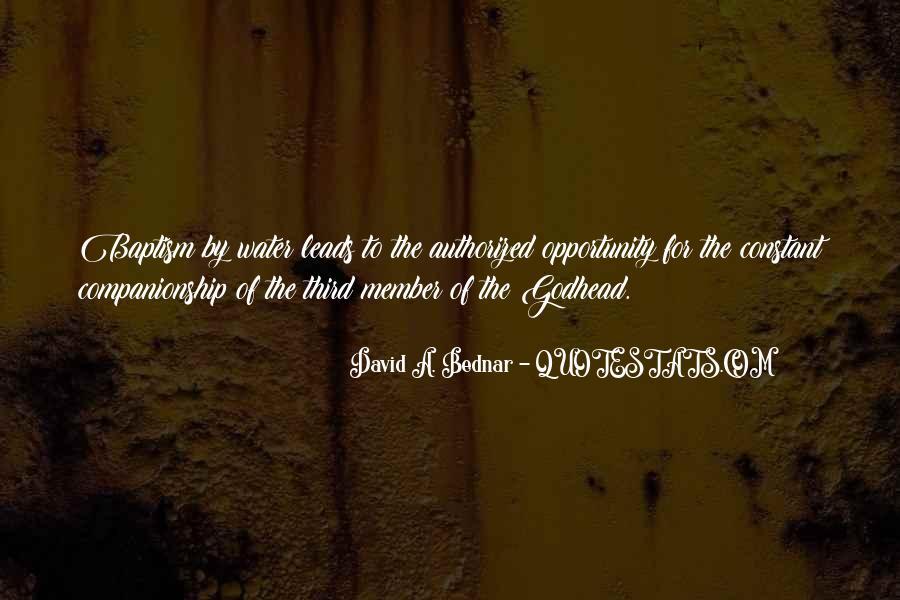 David A. Bednar Quotes #819999