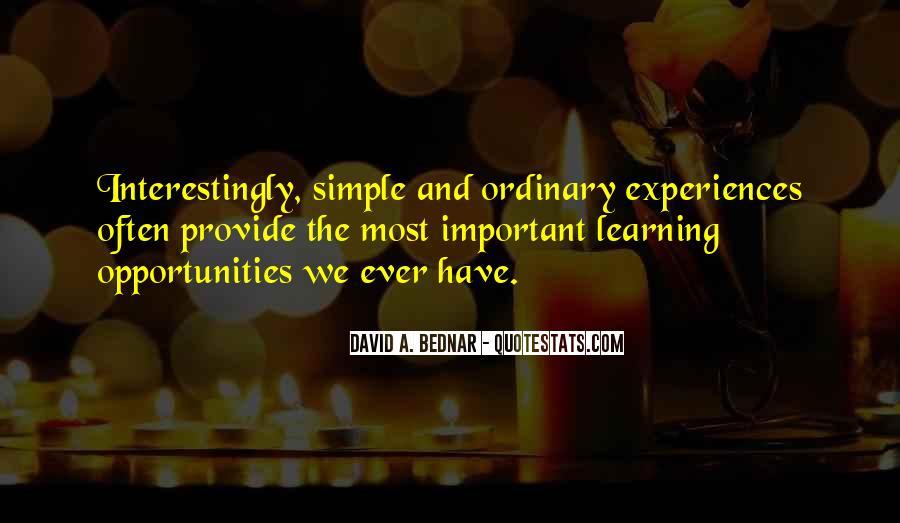 David A. Bednar Quotes #85766