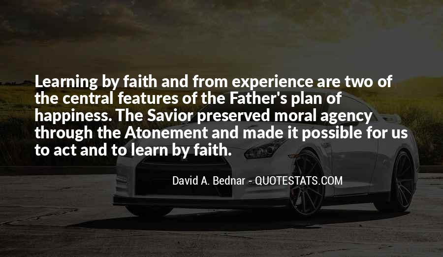David A. Bednar Quotes #877367