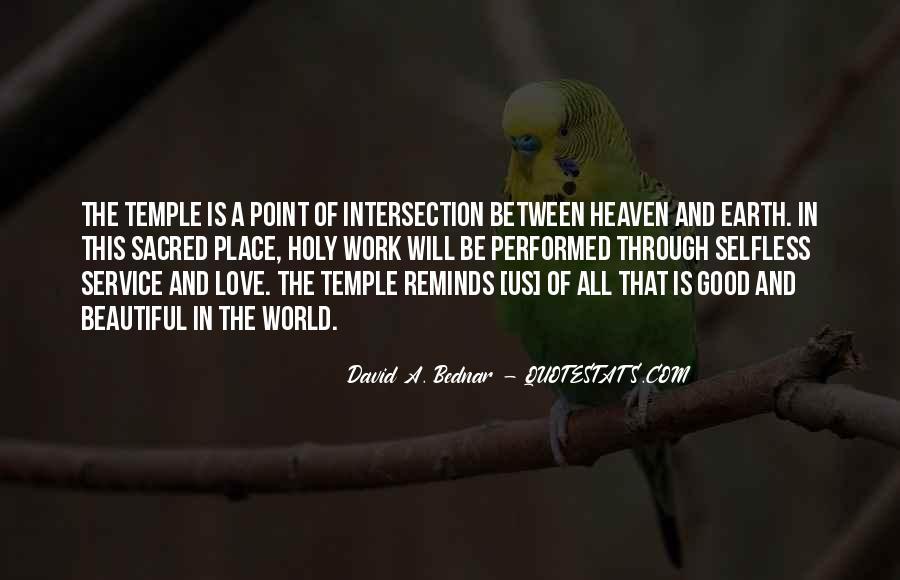 David A. Bednar Quotes #917147