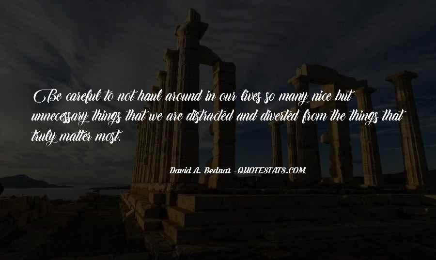 David A. Bednar Quotes #949017