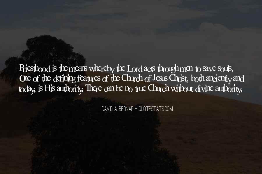 David A. Bednar Quotes #952701