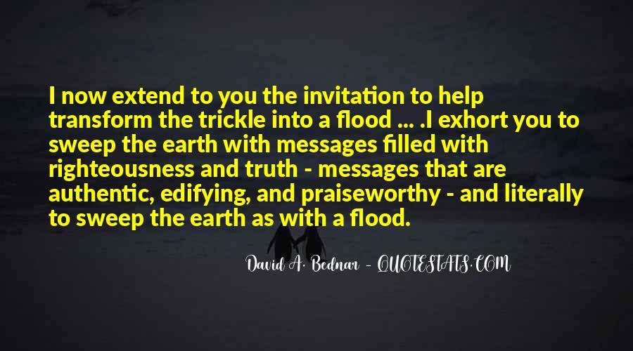 David A. Bednar Quotes #982244