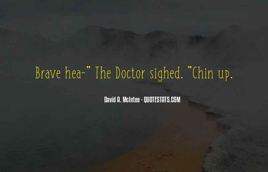 David A. McIntee Quotes #83036