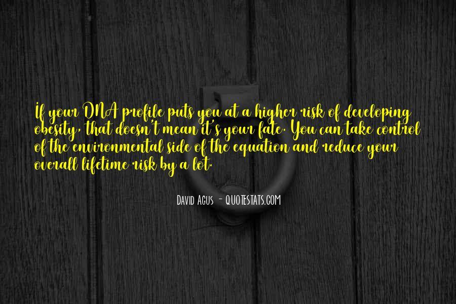 David Agus Quotes #564367