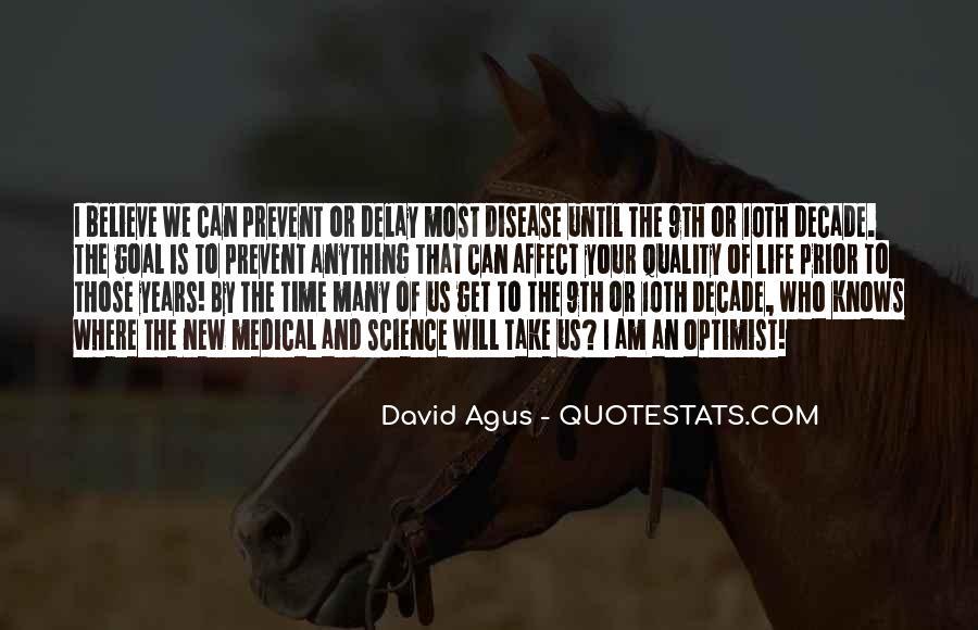 David Agus Quotes #807762
