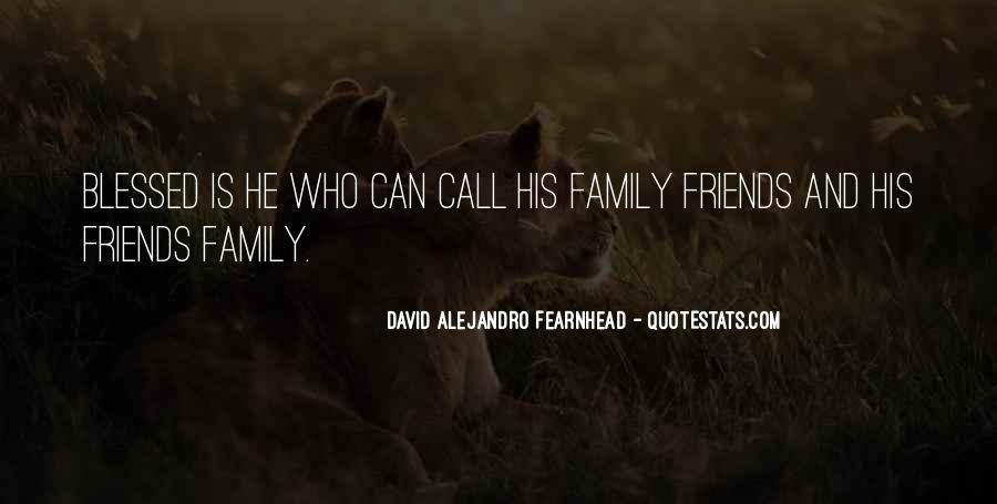 David Alejandro Fearnhead Quotes #1071412