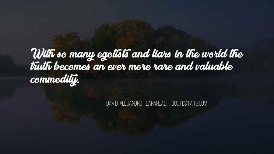 David Alejandro Fearnhead Quotes #1685808