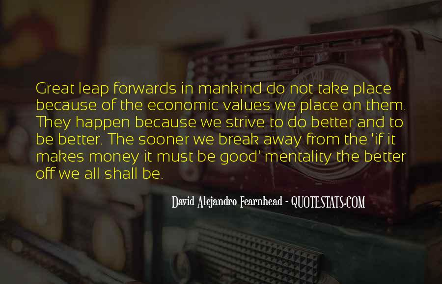 David Alejandro Fearnhead Quotes #921233