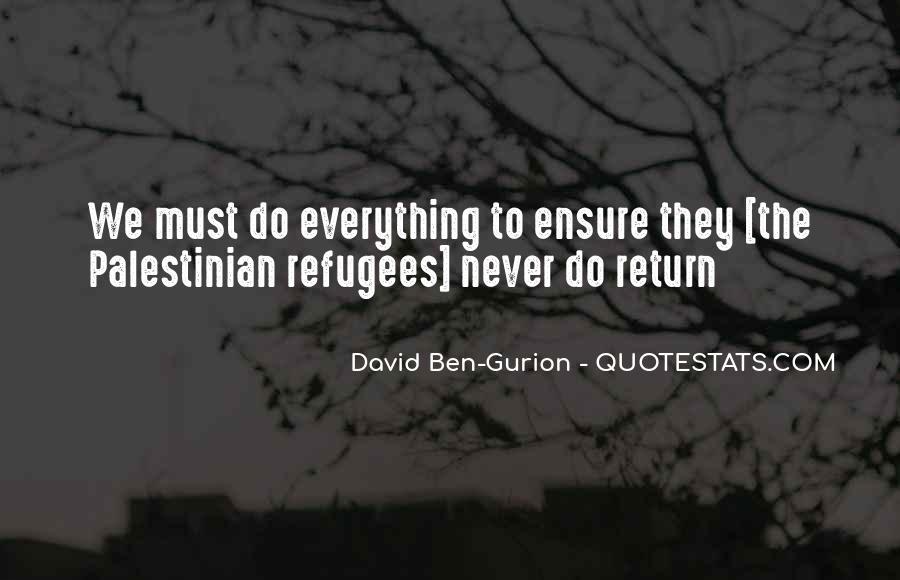 David Ben-Gurion Quotes #1061087