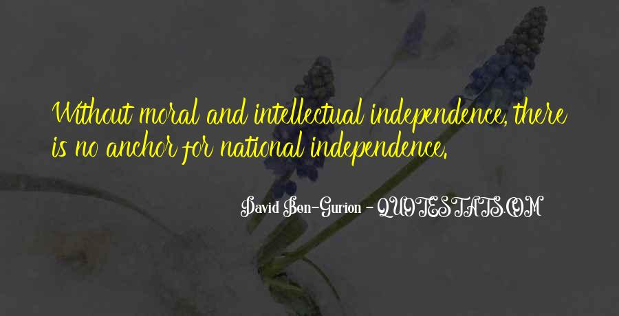 David Ben-Gurion Quotes #1132198
