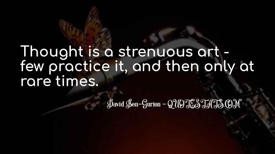 David Ben-Gurion Quotes #1154773