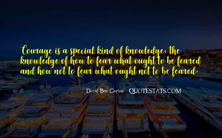 David Ben-Gurion Quotes #1169758