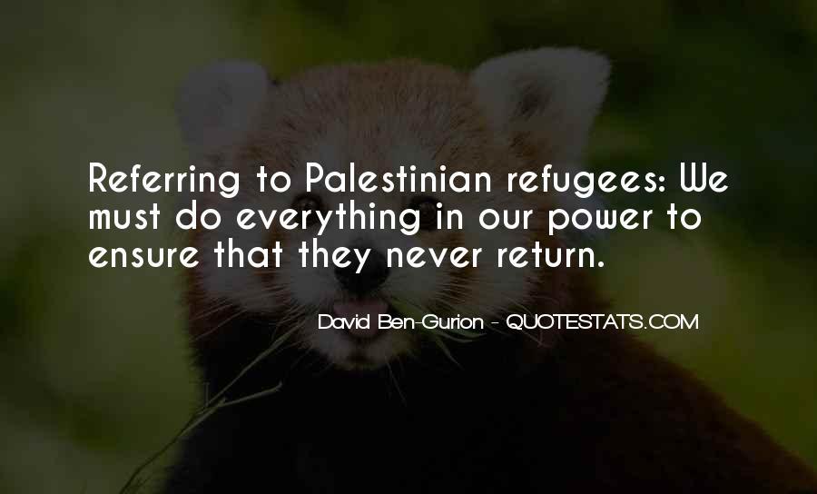 David Ben-Gurion Quotes #1201111
