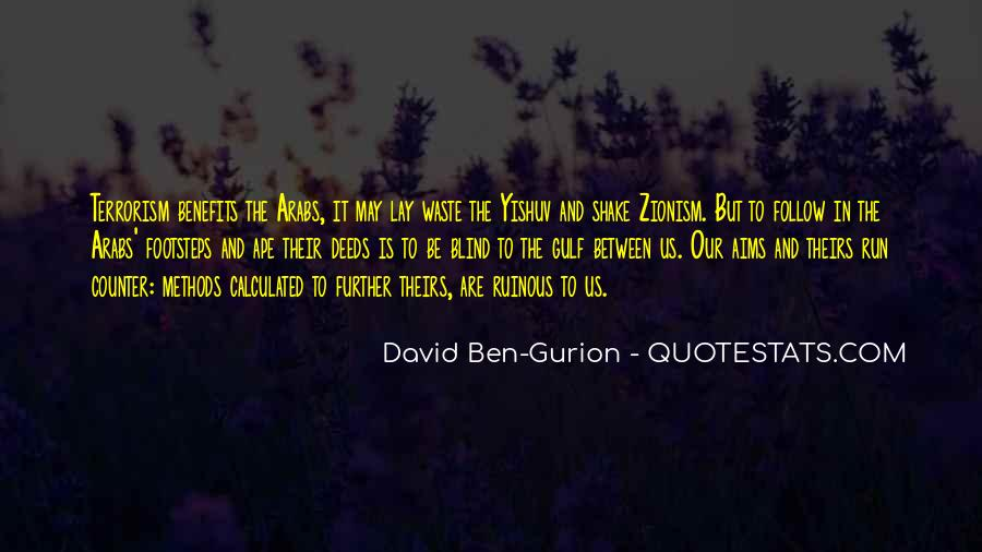 David Ben-Gurion Quotes #121398