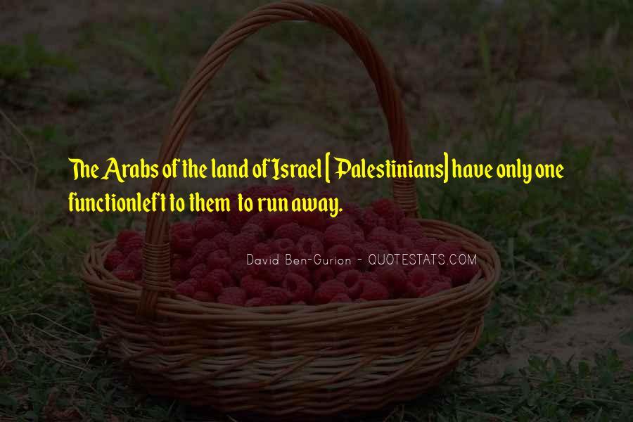 David Ben-Gurion Quotes #123888