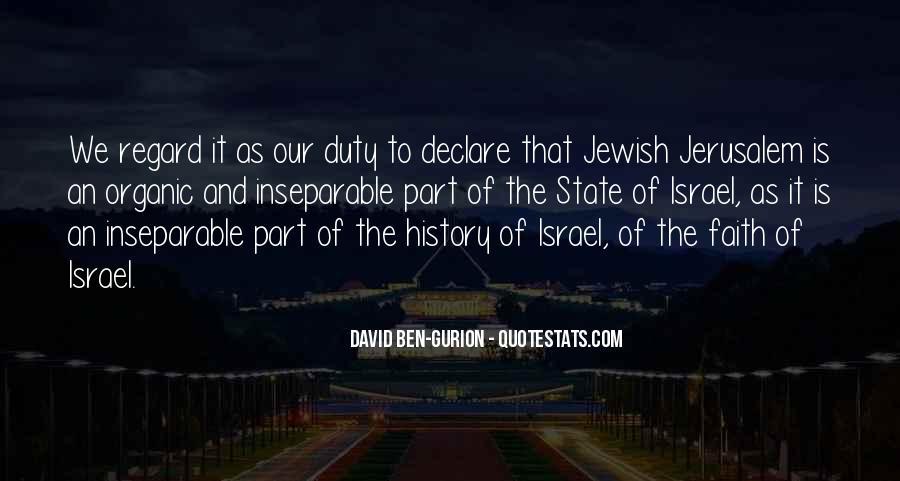 David Ben-Gurion Quotes #1243295