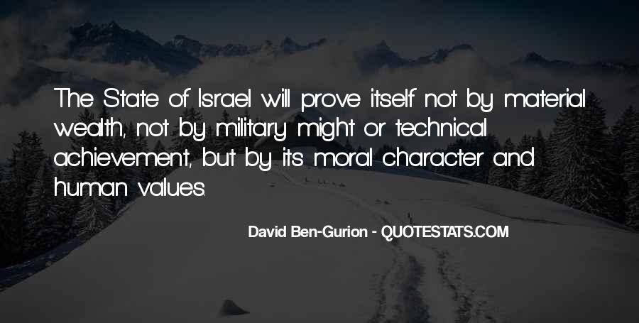 David Ben-Gurion Quotes #1270373