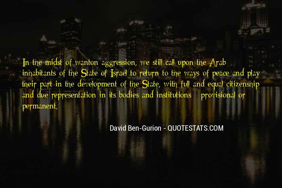 David Ben-Gurion Quotes #1355032