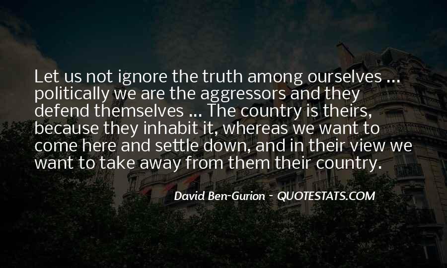 David Ben-Gurion Quotes #1614759