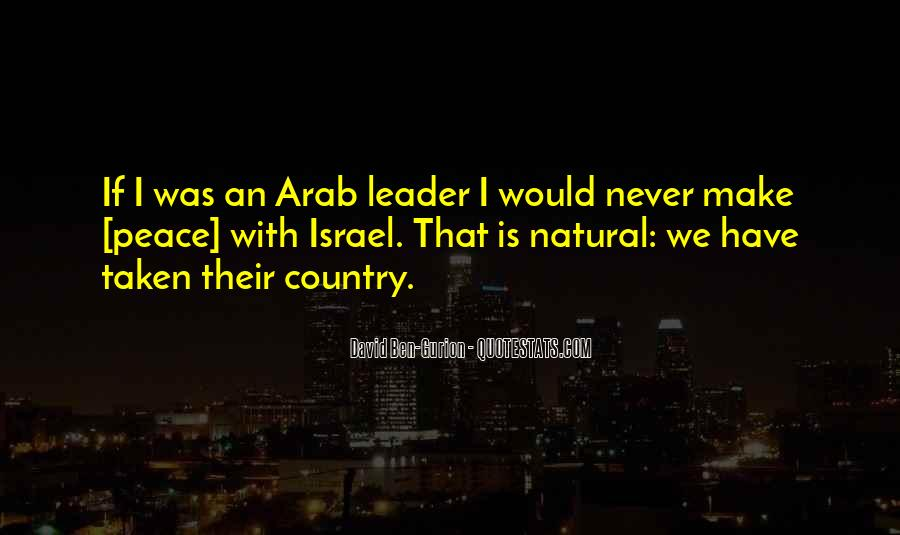 David Ben-Gurion Quotes #1638352