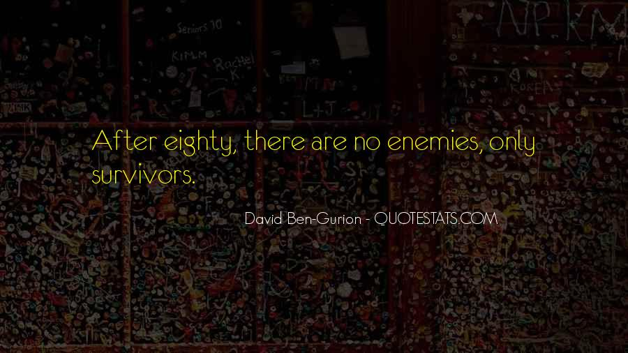 David Ben-Gurion Quotes #1648342