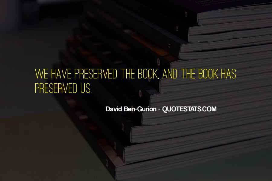 David Ben-Gurion Quotes #1707900