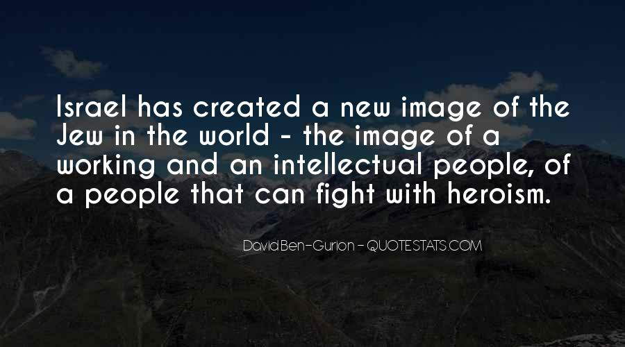 David Ben-Gurion Quotes #1719849