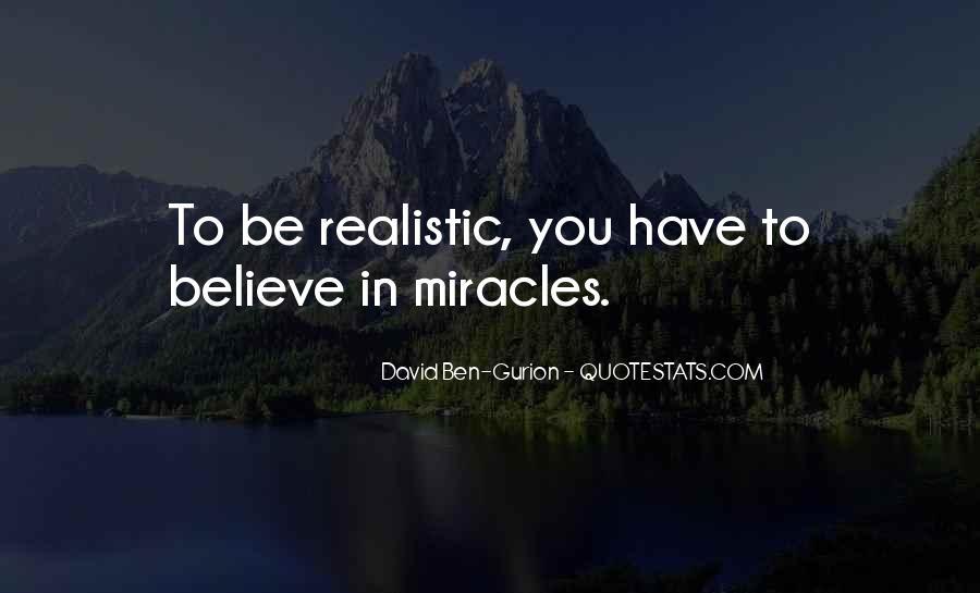 David Ben-Gurion Quotes #1757883